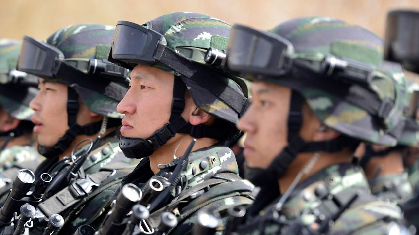 China's 'horrifying' new surveillance system could have global consequences